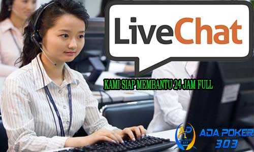 Live Chat Adapoker303 Ceme Online Deposit 24 Jam