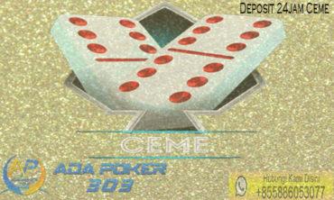 Deposit 24jam Ceme