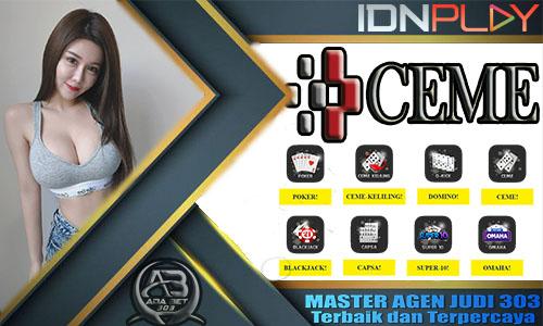 Situs Ceme Online Terbaik Indonesia Pusat PokerIDN 2020